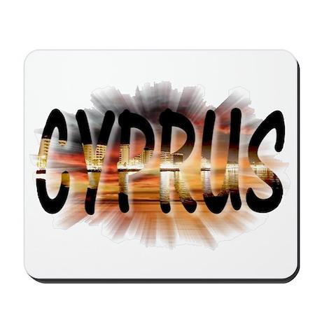 cyprus Mousepad
