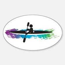 Kayak Simple Decal