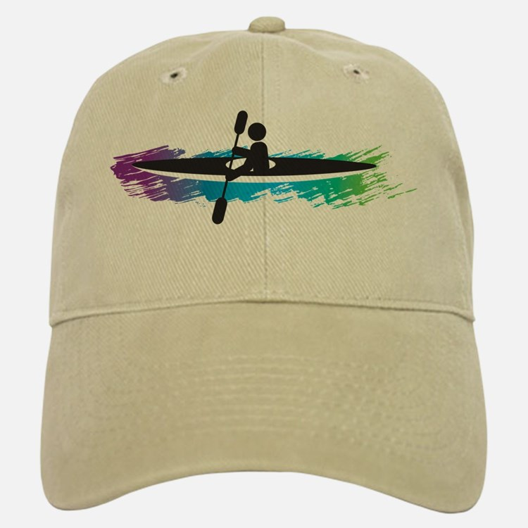 Kayak Simple Baseball Baseball Cap