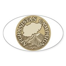 Afghanistan Campaign Decal
