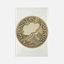 Afghanistan Campaign Rectangle Magnet