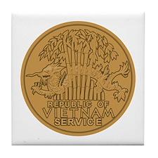 Vietnam Service Tile Coaster