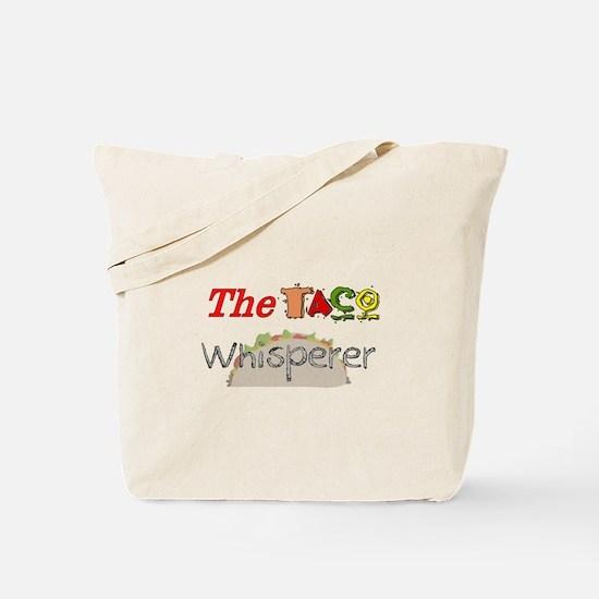 Food Love Whisperers Tote Bag