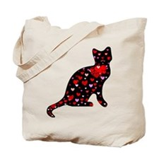 Cat Lover Tote Bag