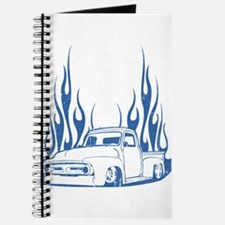 Flamed 56 Pickup Truck Journal