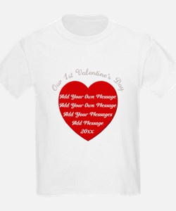 Our 1st Valentine's Day T-Shirt