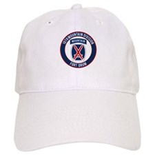 10th Mountain Ft Drum Baseball Cap