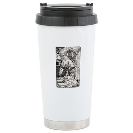 TF-160 Ace of Spades Stainless Steel Travel Mug