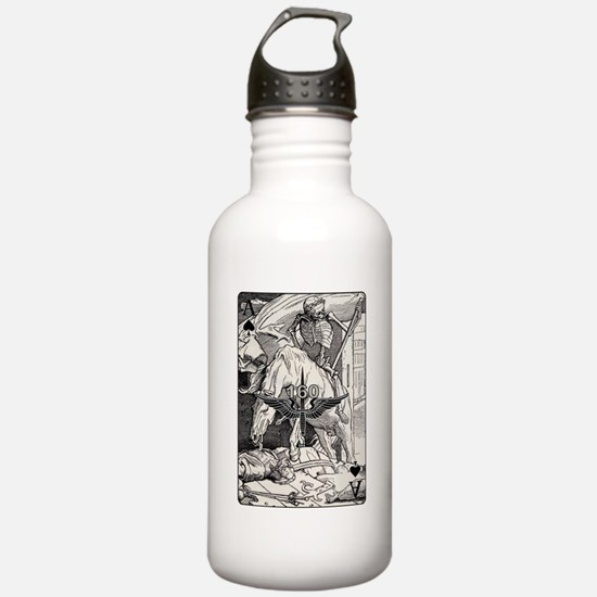 TF-160 Ace of Spades Sports Water Bottle