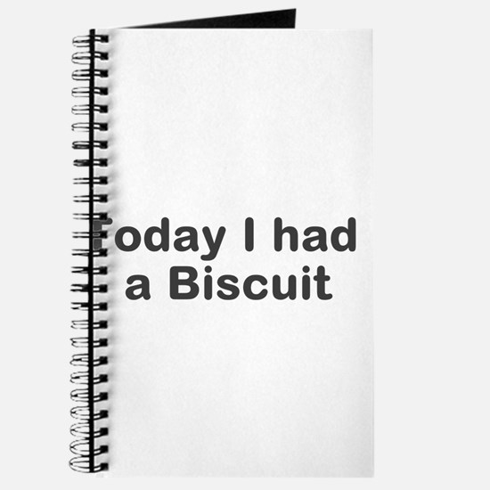 Today I had a Biscuit Journal