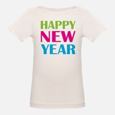 Happy New Year Neon Tee