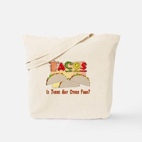 Food Lovers Tote Bag