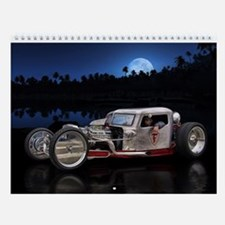 Rat Rod Wall Calendar 3