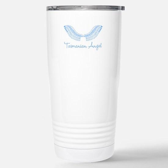 Tasmanian Angel Stainless Steel Travel Mug