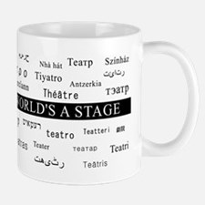 All The World's A Stage Mug