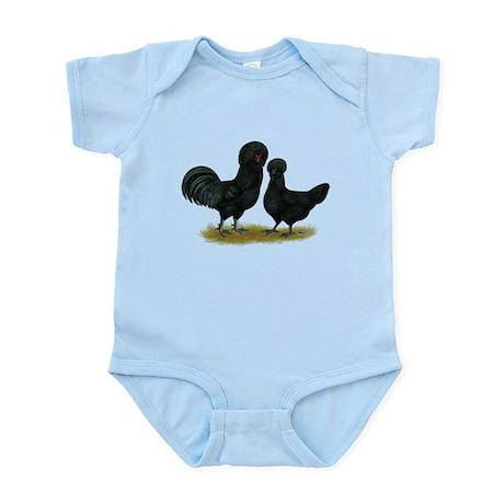 Crevecoeur Fowl Infant Bodysuit