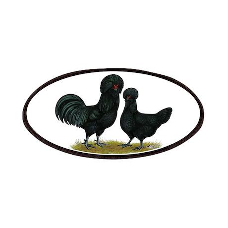 Crevecoeur Fowl Patches