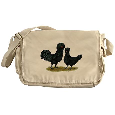 Crevecoeur Fowl Messenger Bag