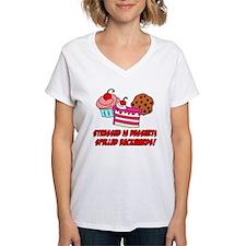 Stressed Is Desserts Shirt