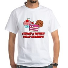 Stressed Is Desserts Shirt