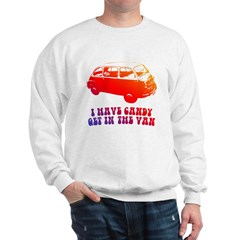 I Have Candy Sweatshirt