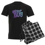Glitterbug Men's Dark Pajamas