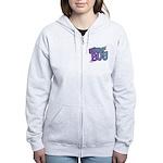 Glitterbug Women's Zip Hoodie
