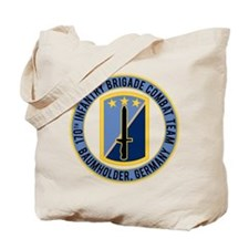170th IBCT Baumholder Tote Bag