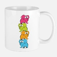 Cute elephants Mug