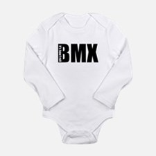 BMX -It's how I roll Long Sleeve Infant Bodysuit