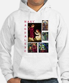 Mary Magdalene Collage - 2 Hoodie