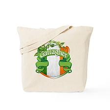 Gallagher Shield Tote Bag