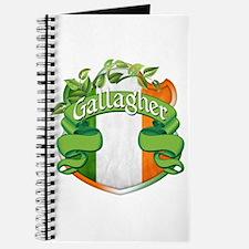 Gallagher Shield Journal