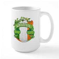 Griffin Shield Mug