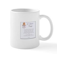 Nurse's Prayer Small Mug