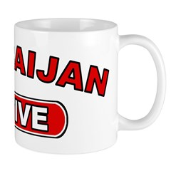 Azerbaijan Native Mug