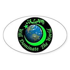 ISLAMIC FUTURE Decal