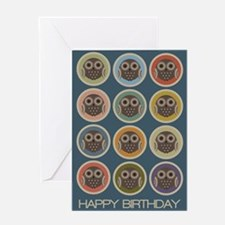 owl birthday greeting cards  card ideas, sayings, designs  templates, Birthday card