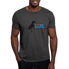 I Love My Lurcher T-Shirt