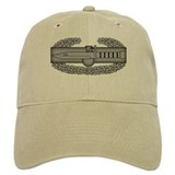 Combat action badge Baseball Cap
