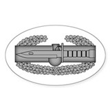 Combat action badge Single