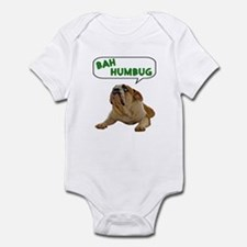 Scrooge Bulldog Infant Bodysuit