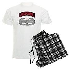 CAB w Airborne Tab - Red pajamas