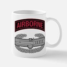 CAB w Airborne Tab - Red Mug