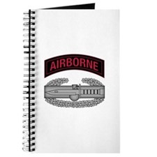 CAB w Airborne Tab - Red Journal