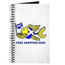 Free Scottish Fish Journal