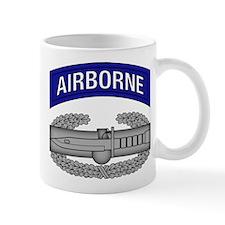 CAB w Airborne Tab - Blue Mug