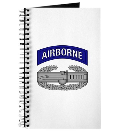 CAB w Airborne Tab - Blue Journal