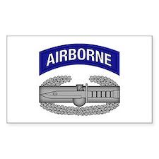 CAB w Airborne Tab - Blue Decal