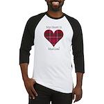 Heart - MacCoul Baseball Jersey